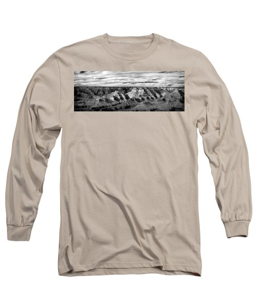 Long Sleeve T-Shirt featuring the photograph A Maze by Jon Glaser