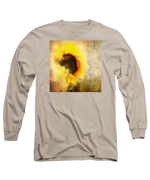 A Memory Of Summer Long Sleeve T-Shirt by LemonArt Photography