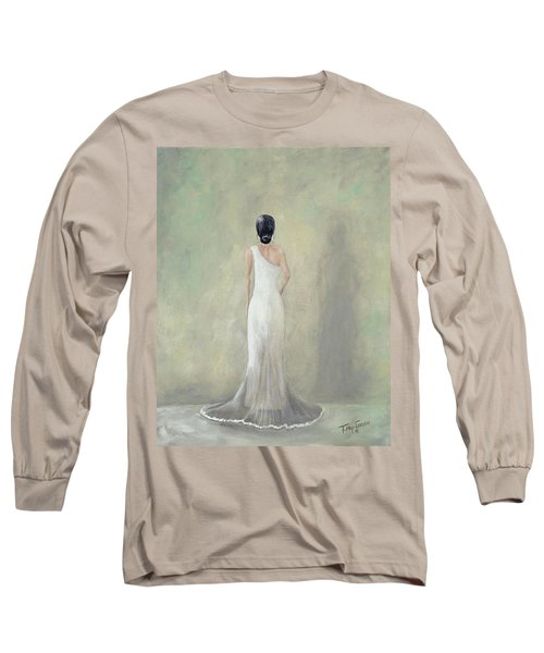 A Moment Alone Long Sleeve T-Shirt