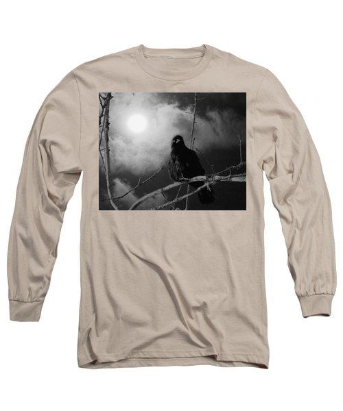 A Moonlicht Nicht Long Sleeve T-Shirt