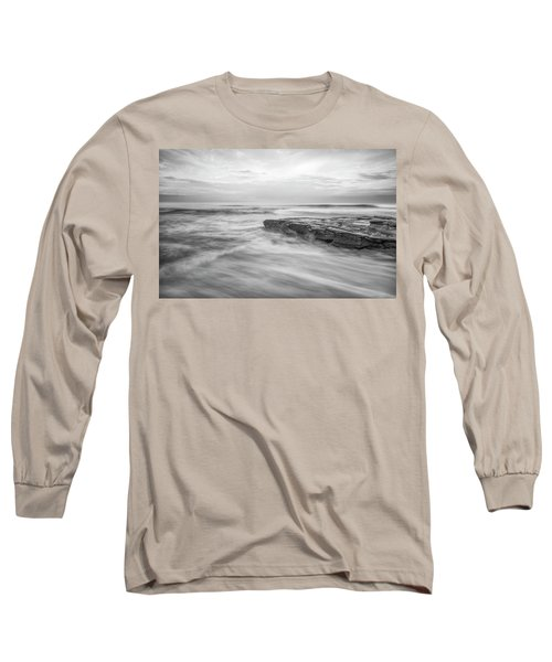 A Morning's Gift Long Sleeve T-Shirt by Joseph S Giacalone