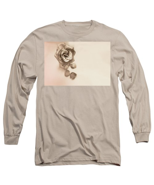 A Petal Falls Long Sleeve T-Shirt