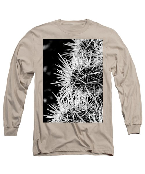 A Prickly Subject Long Sleeve T-Shirt