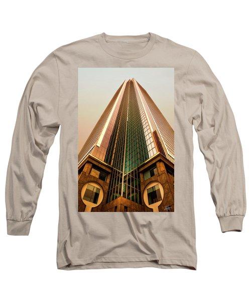 A Really Tall Building Long Sleeve T-Shirt
