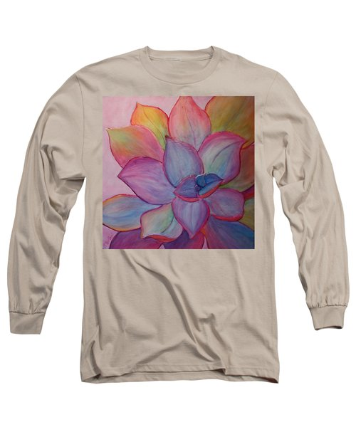 A Reason For Being Long Sleeve T-Shirt by Sandi Whetzel