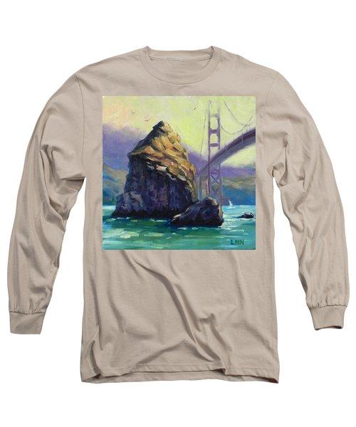 A Rock Long Sleeve T-Shirt