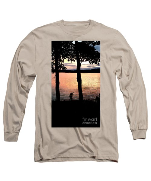 A Romantic Point Of View Long Sleeve T-Shirt by Scott D Van Osdol
