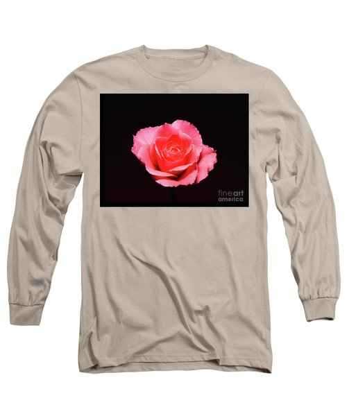 A Rose Is A Rose Is A Rose Long Sleeve T-Shirt