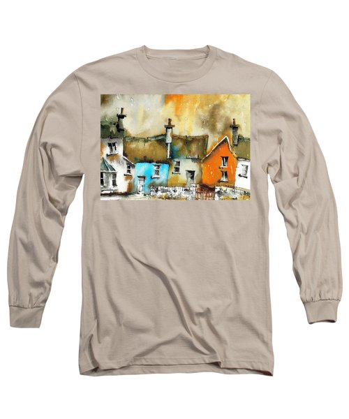 A Row Of Colour Long Sleeve T-Shirt
