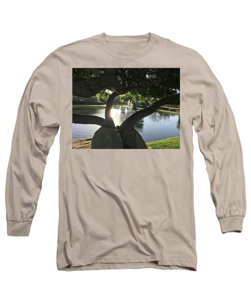 A Splash Long Sleeve T-Shirt