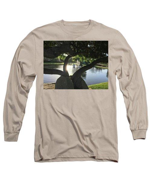 A Splash Long Sleeve T-Shirt