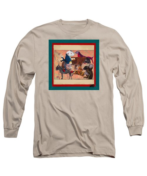 A Strange And Wonderful People Long Sleeve T-Shirt