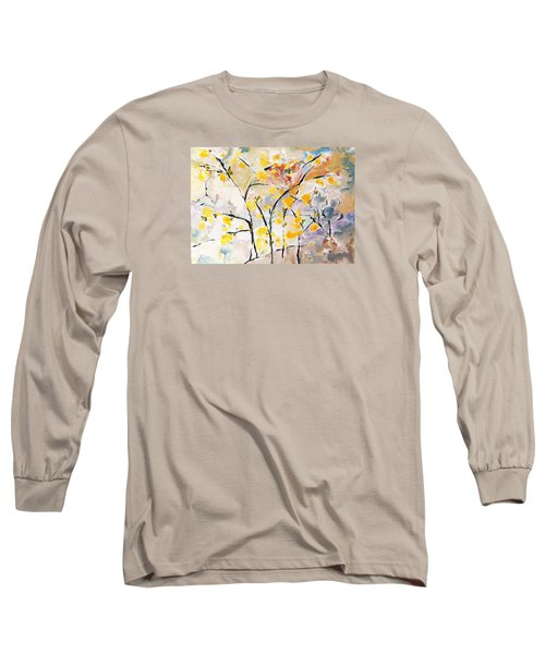 A Study In Qi-3 Long Sleeve T-Shirt