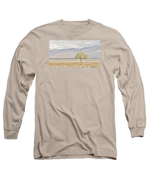 A Sweet Scene Long Sleeve T-Shirt by Marilyn Diaz