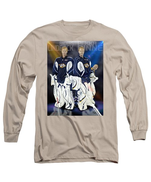 Long Sleeve T-Shirt featuring the photograph A Tall Order by Don Olea