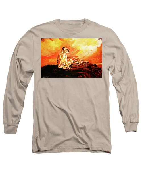 A Time To Relax Long Sleeve T-Shirt