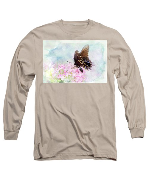A Touch Of Heaven Long Sleeve T-Shirt