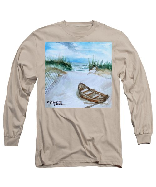 A Trip To The Beach Long Sleeve T-Shirt
