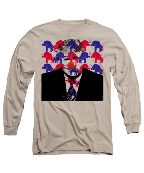 A Triumphant Clown Variant #66 Long Sleeve T-Shirt