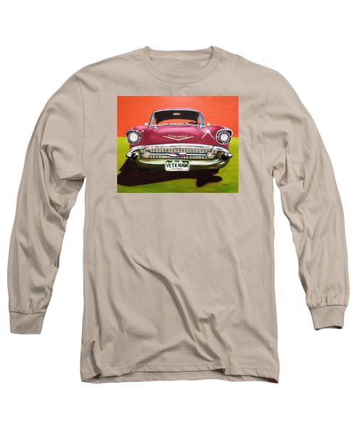 A Veteran's Ride Long Sleeve T-Shirt