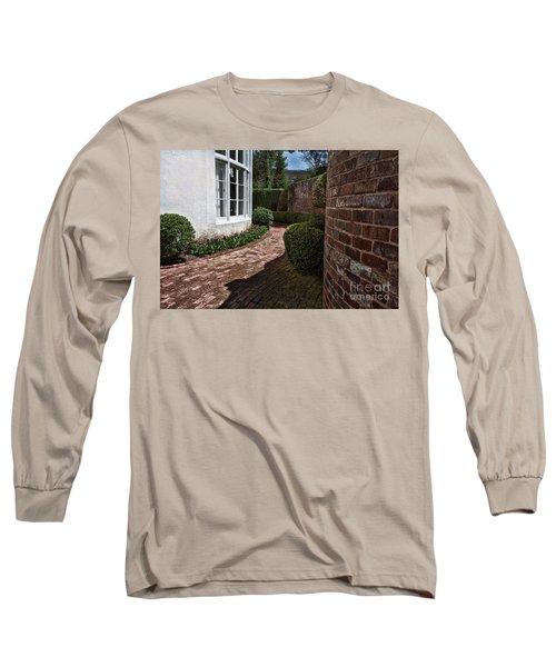 A Walk Through The Greenbrier Long Sleeve T-Shirt
