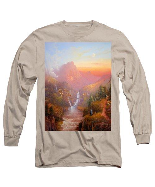 A Welcome Sight Long Sleeve T-Shirt