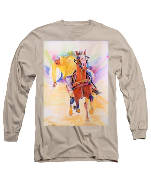 A Win Long Sleeve T-Shirt