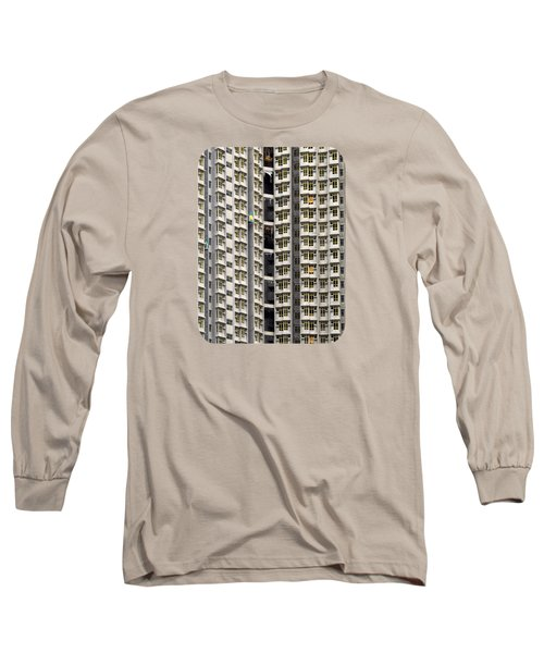 A Work In Progress Long Sleeve T-Shirt by Ethna Gillespie