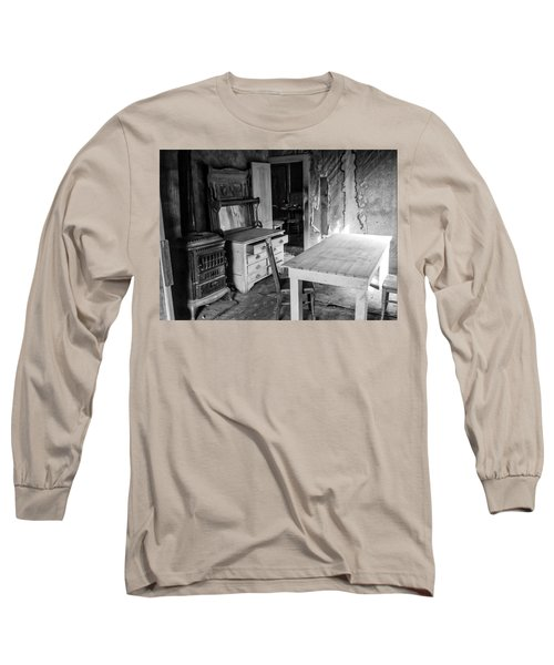 Abandoned And Weathered Long Sleeve T-Shirt