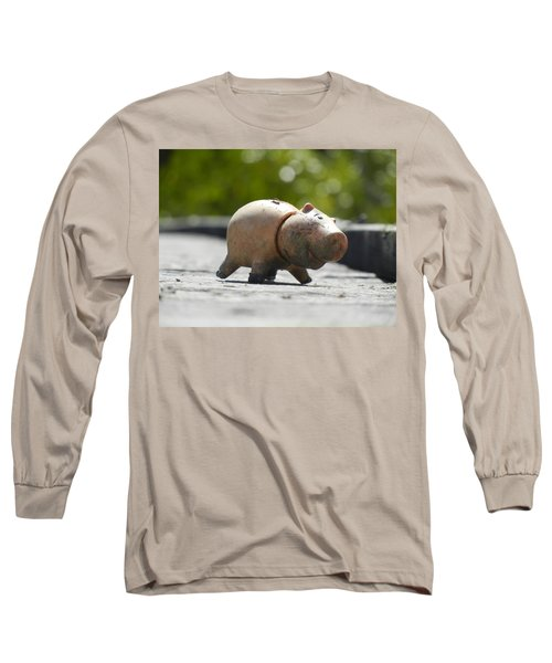Abandoned On The Boardwalk Long Sleeve T-Shirt