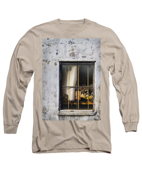 Abandoned Remnants Ala Grunge Long Sleeve T-Shirt