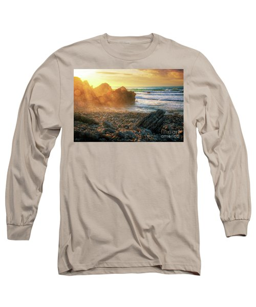 Abano Beach Long Sleeve T-Shirt