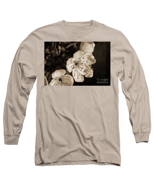 Long Sleeve T-Shirt featuring the photograph Abiding Elegance by Linda Lees