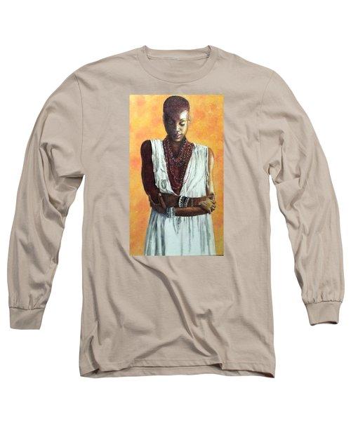Abigail Long Sleeve T-Shirt by G Cuffia