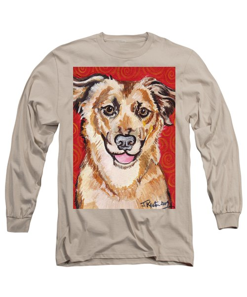 Abigail Long Sleeve T-Shirt by John Keaton