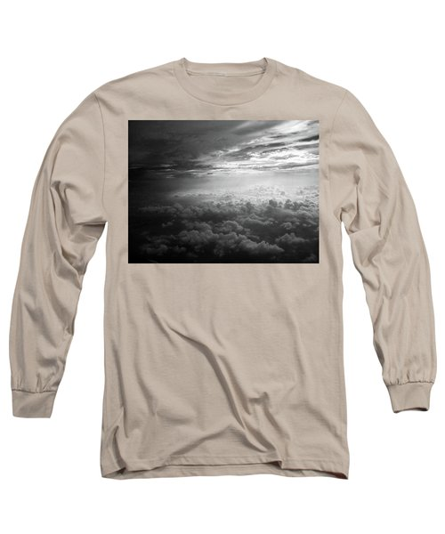 Above Earth 3 Long Sleeve T-Shirt