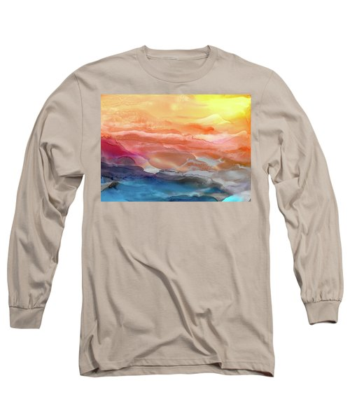 Above The Abyss Long Sleeve T-Shirt