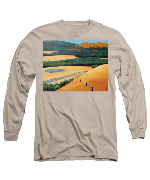 Above The Highway Long Sleeve T-Shirt