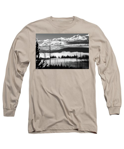 Long Sleeve T-Shirt featuring the photograph Rising Above by Colleen Coccia