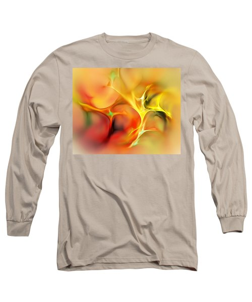 Abstract 061410a Long Sleeve T-Shirt
