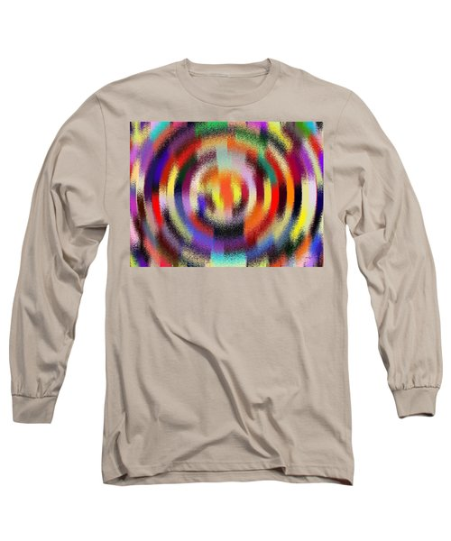 Abstract 120116 Long Sleeve T-Shirt