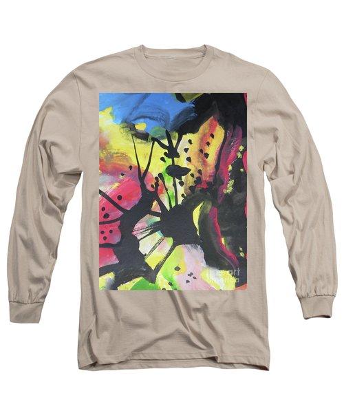 Abstract-2 Long Sleeve T-Shirt