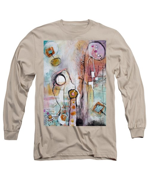 Abstract 39 Long Sleeve T-Shirt