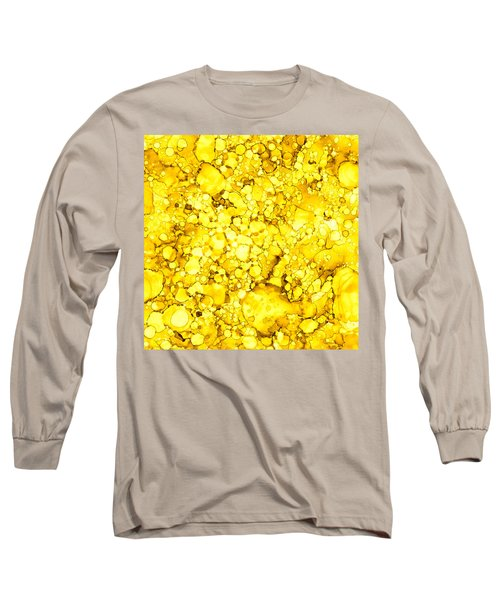 Abstract 7 Long Sleeve T-Shirt by Patricia Lintner