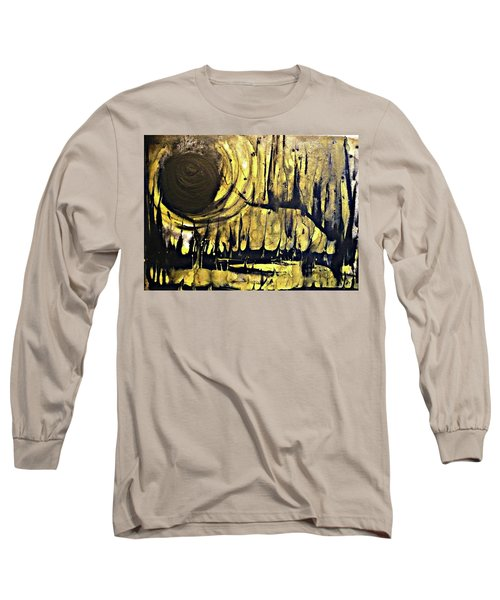 Abstract 8 Long Sleeve T-Shirt