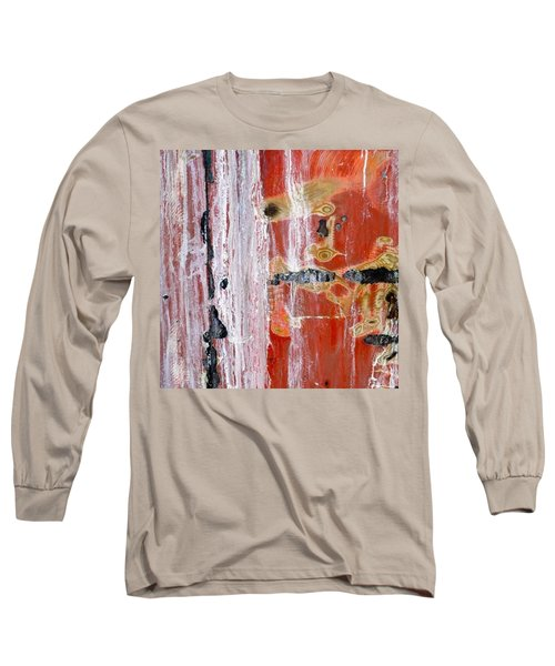 Abstract By Edward M. Fielding - Long Sleeve T-Shirt