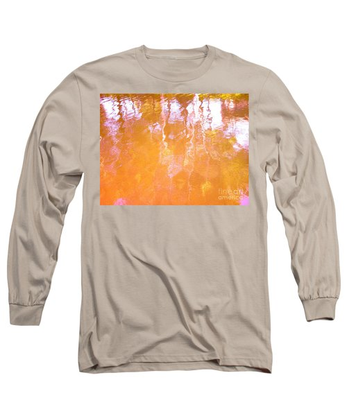 Abstract Extensions Long Sleeve T-Shirt