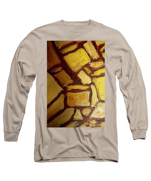 Abstract Lamp #2 Long Sleeve T-Shirt by Shea Holliman
