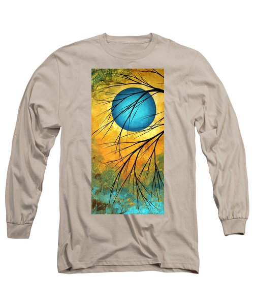Abstract Landscape Art Passing Beauty 1 Of 5 Long Sleeve T-Shirt