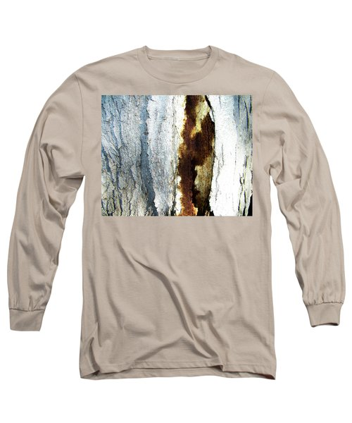 Long Sleeve T-Shirt featuring the photograph Abstract One by Lenore Senior